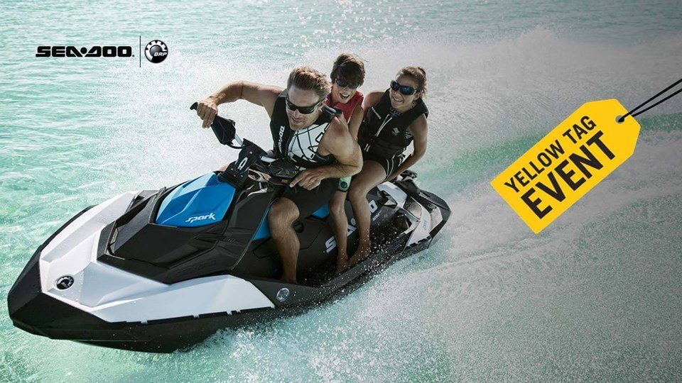 Sea-Doo - Yellow Tag Sale - Rebates